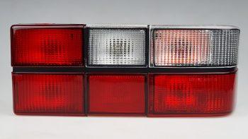 Achterlicht rechts Rood / Wit