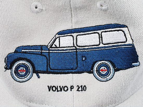 Pet / Cap Volvo Duett P210