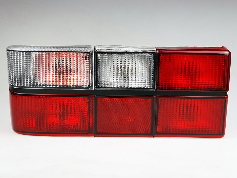 Achterlicht links Rood / Wit