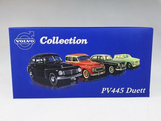 Atlas model nr 04 Volvo Duett Rood / Wit