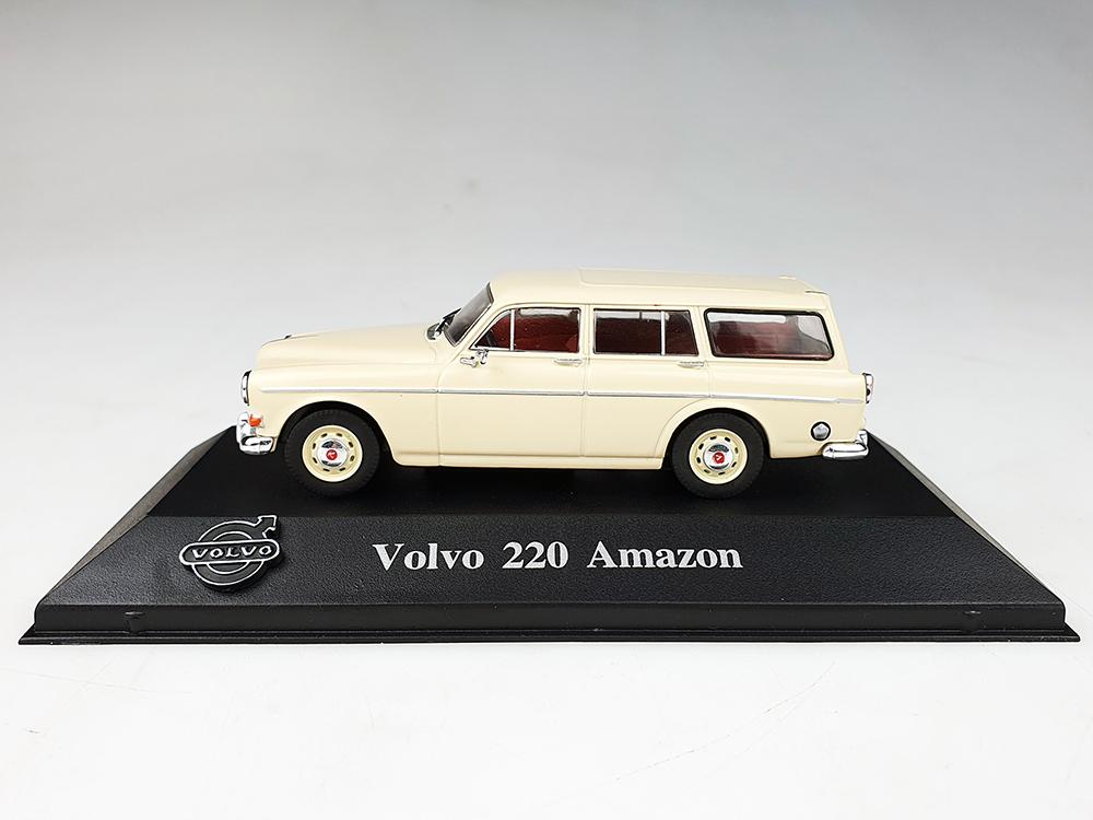 Atlas model nr 21 Volvo Amazon Combi