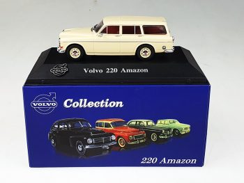 Atlas model nr 21 Volvo Amazon Combi