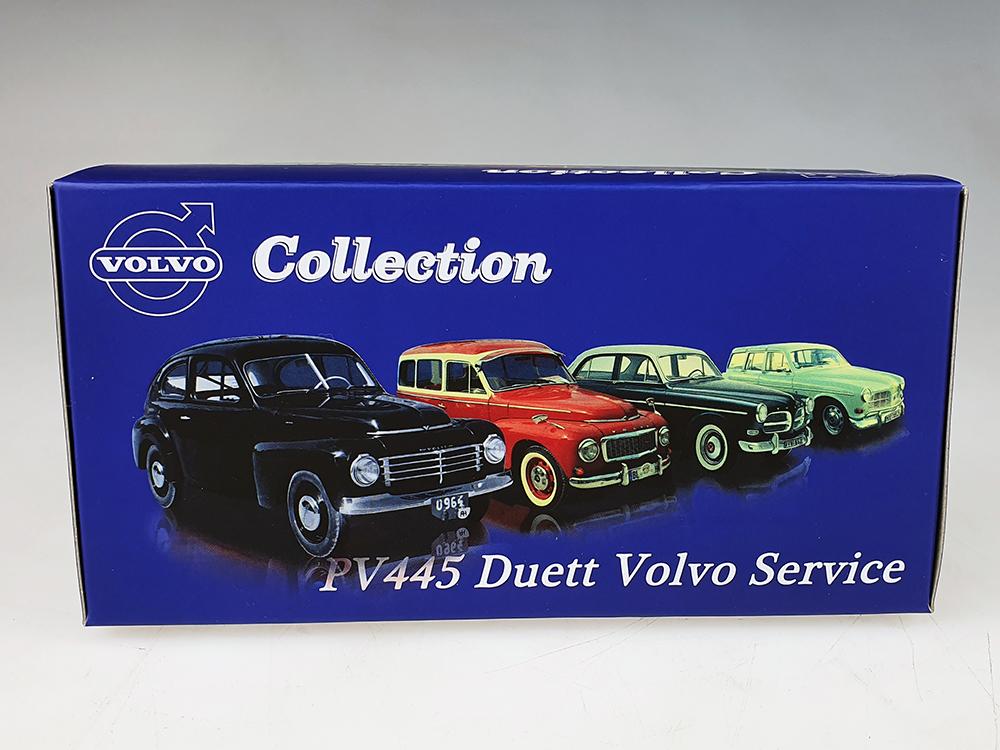 Atlas model nr 23 Volvo Duett Volvo Service