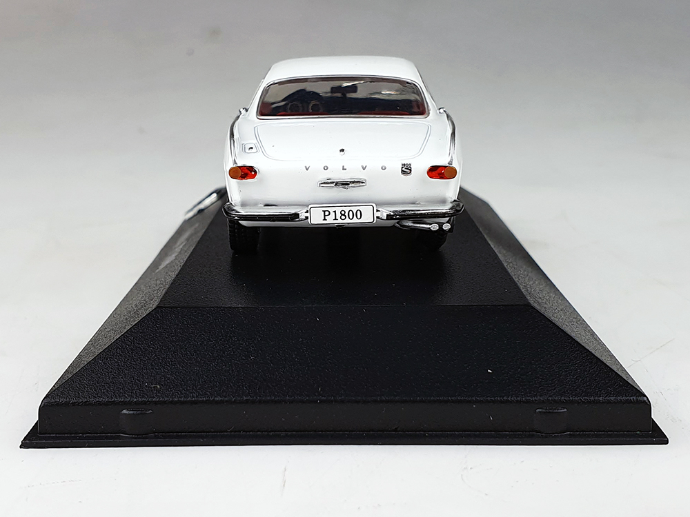 Atlas model nr 03 Volvo P1800 wit