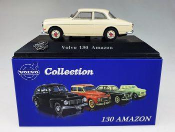 Atlas model nr 11 Volvo Amazon P130 Beige