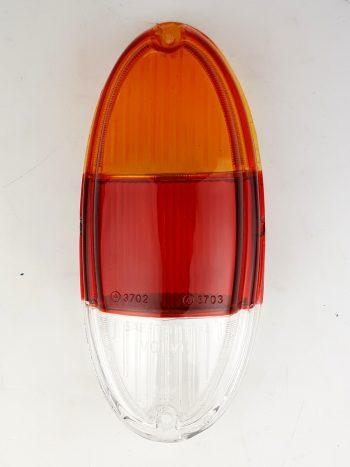 Achterlicht glas oranje rood wit amazon en combi