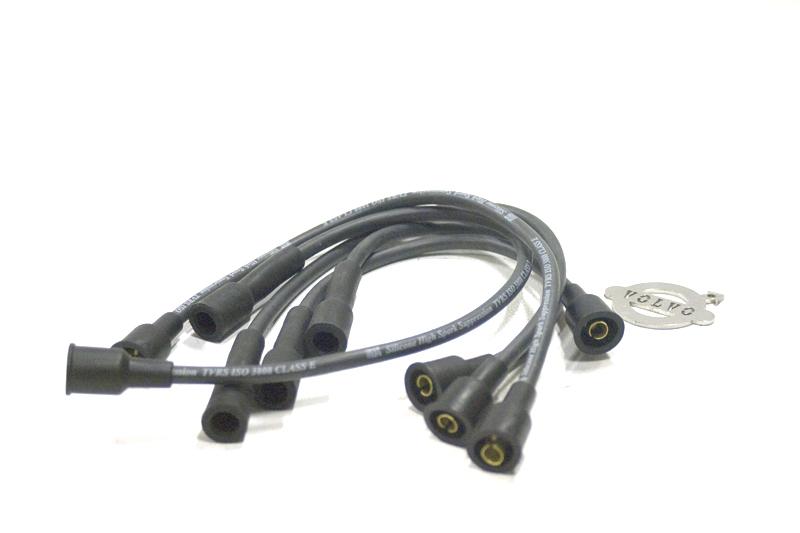 Bougie kabel set ZWART