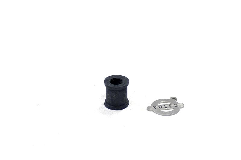 Draagarm rubber Voorzijde boven 444, 445, 544 en 210 en amazon en P1800