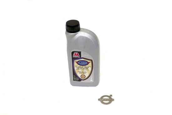 Millers Classic Gear Oil