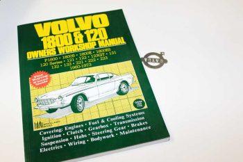 Brooklands Handboek Amazon / P1800