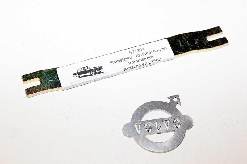 Remsteller / afstandshouder handrem