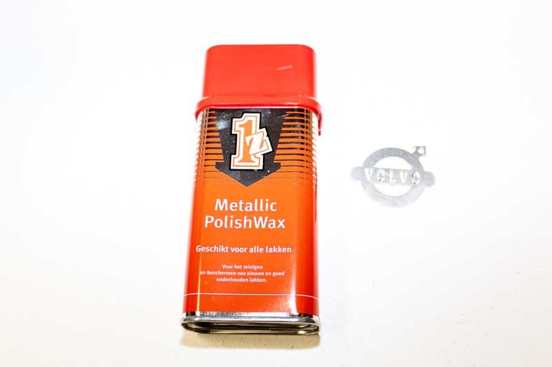 Metal Polish and Wax EENZET