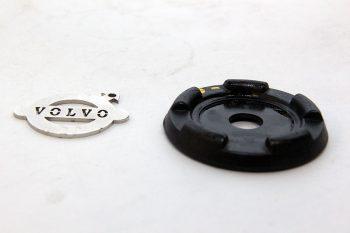 Veerschotel ring bovenzijde / voorzijde