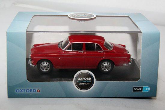 Volvo Amazon rood