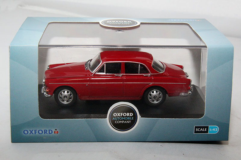 Volvo Amazon rood