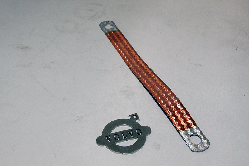 Massa kabel motor - body