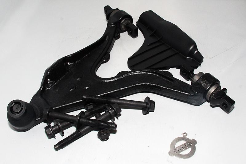 Draagarm Links Voor. Incl fuseekogel TRW / OE Volvo