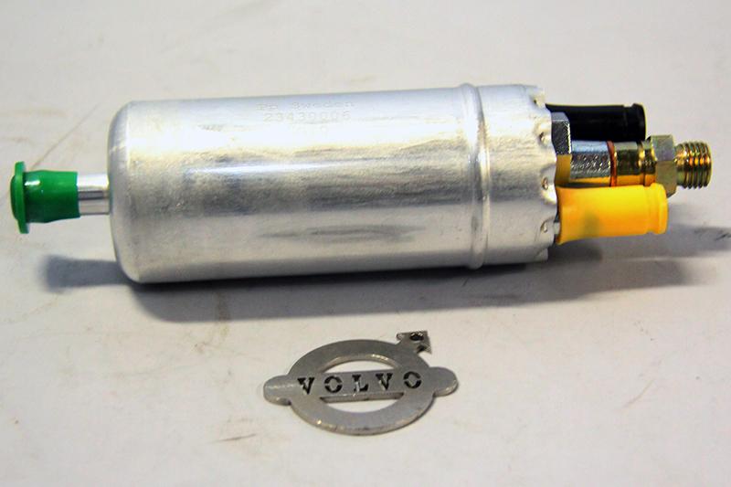 Benzinepomp electrisch