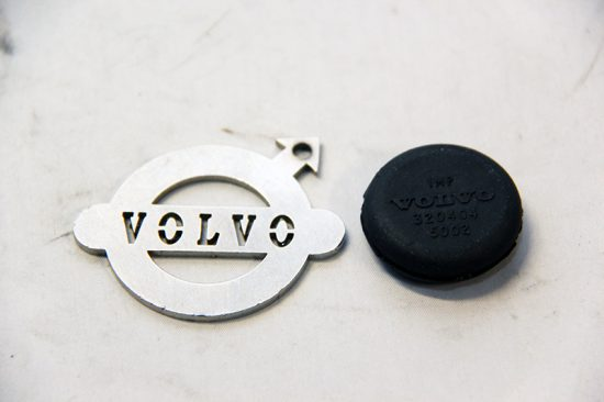 Rubber plug gat 20 mm