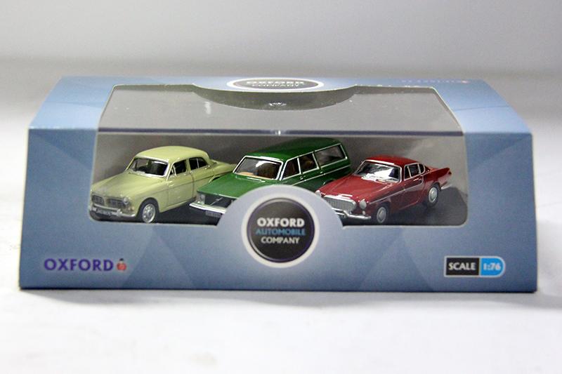 Volvo triple SET 1:76