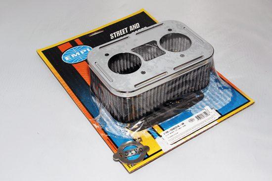 Luchtfilter Weber Kit HOOG (LPG)
