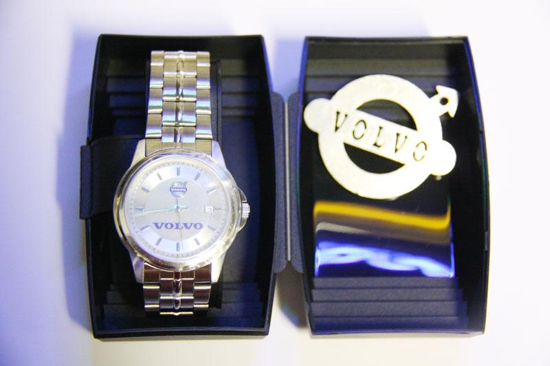 Volvo Horloge volvo klassiekers