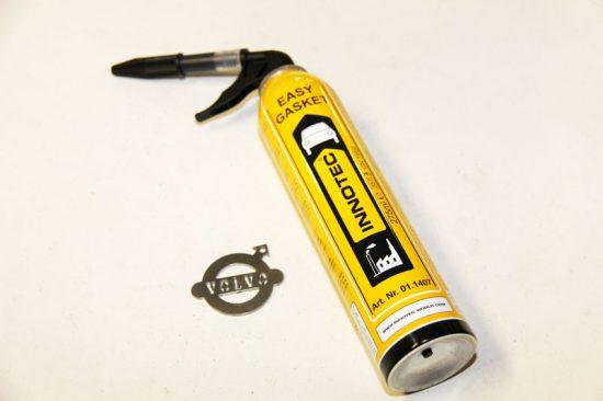 Innotec vloeibare pakking rubber Easy Gasket