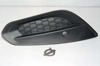 Bumper dekplaat RV