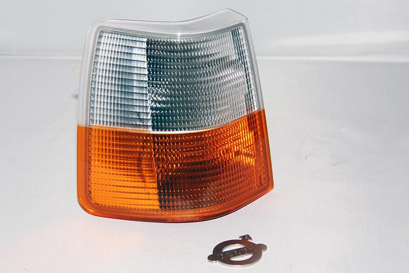 RAW unit Rechts Oranje/wit