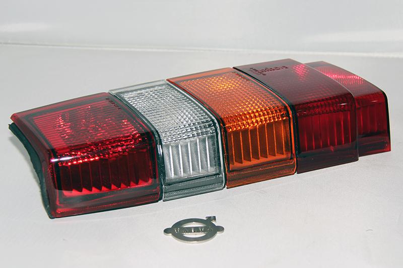 Achterlicht unit L. (Oranje RAW)