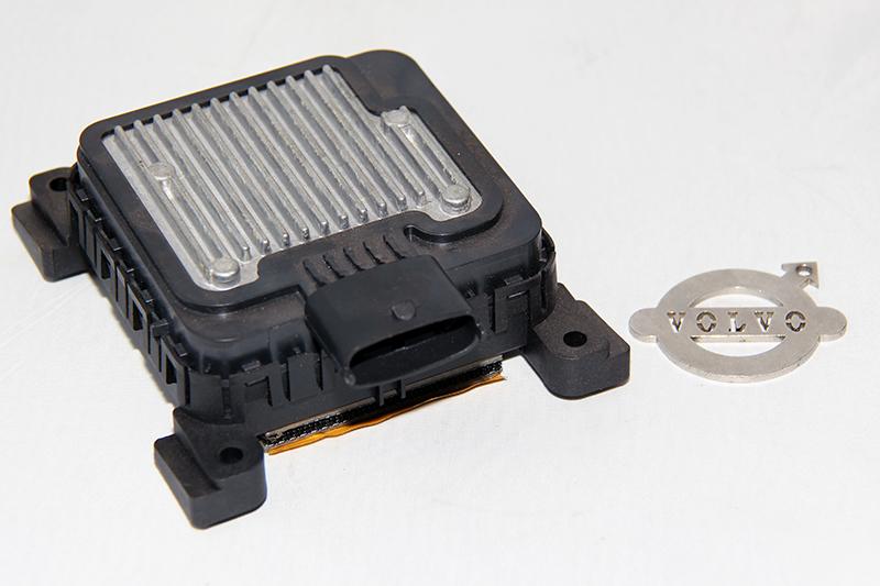 Controle module brandstof pomp