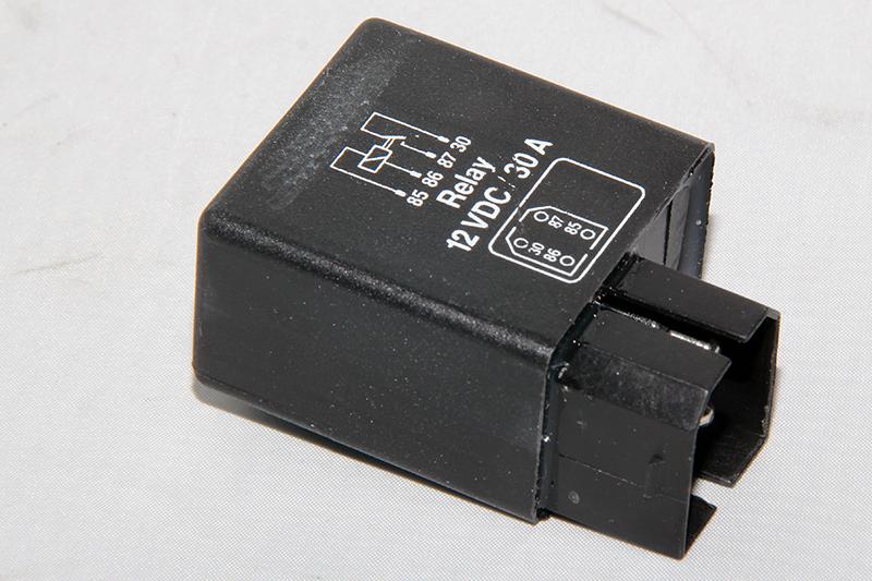 Injector relais
