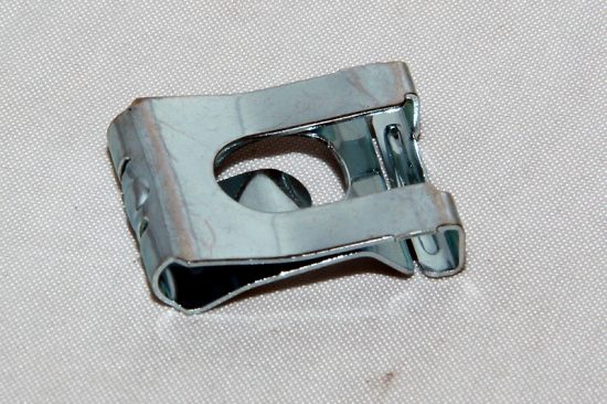 Borgclip pedaal