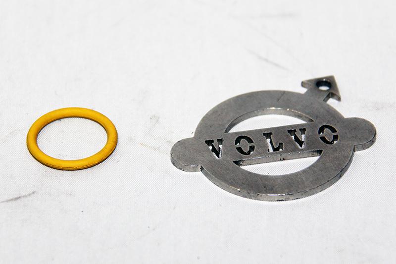 Airco compressor o-ring klein