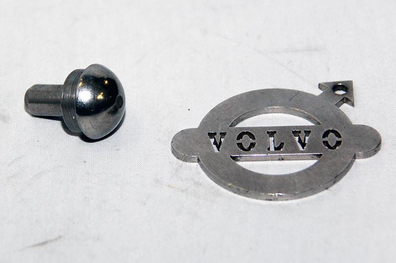 Pivot Pin koppeling vork