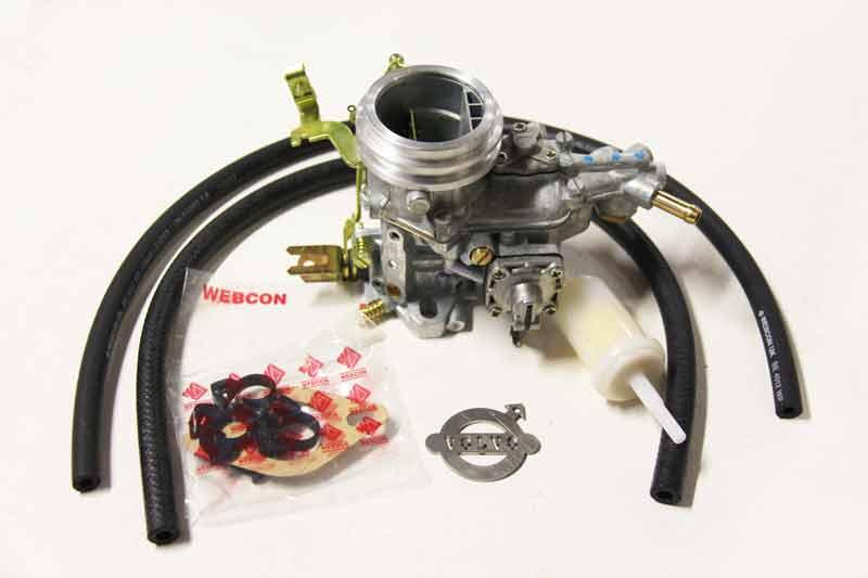 Carburateur ZENITH / WEBER Conversie B16