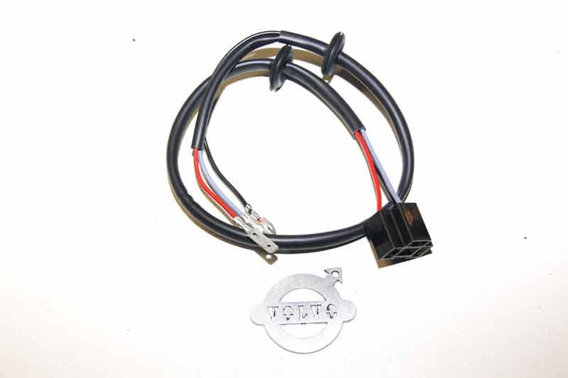 Kabelset koplamp Links
