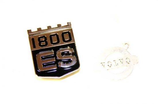 Embleem achterpaneel P1800ES