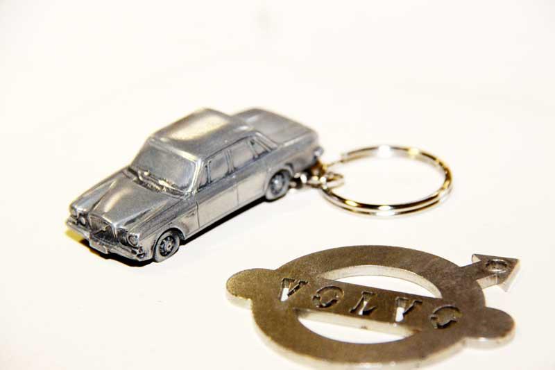 Sleutelhanger Volvo 164