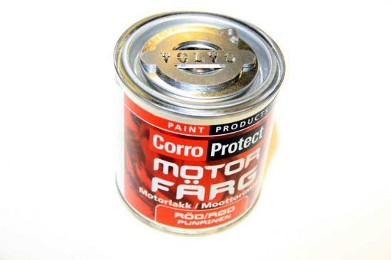 Motorlak rood 250 ml