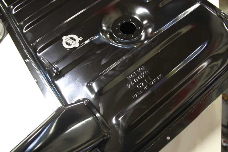 Benzinetank Amazon Sedan