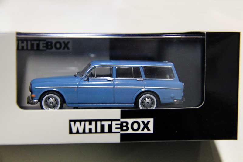 Volvo Amazon Combi Leisteenblauw