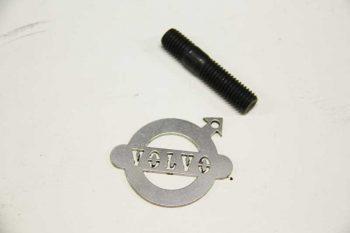 Spruitstuk Tapeind M10 50 mm.