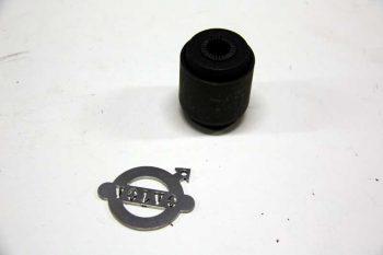 Panhardstang silentblock chassis-zijde