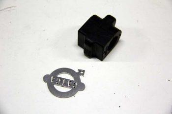 Stabilisatorrubber 19 mm.
