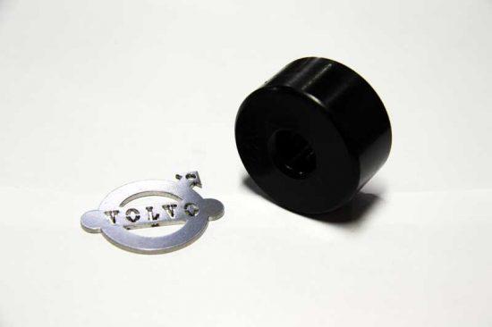 Reactiearm rubber Achter As PU As-zijde