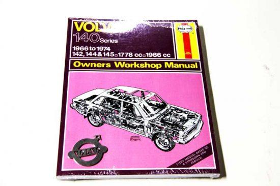 Werkplaats Handboek Haynes 140 serie