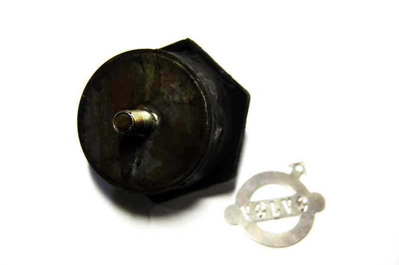 Motorsteun rubber