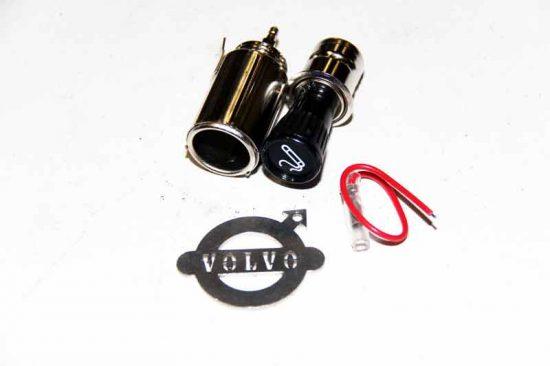 Cigaretten aansteker / 12 volt aansluiting KLASSIEK model