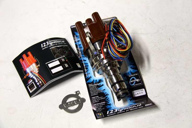 Electronische ontsteking 123-Ignition TUNE B18/20